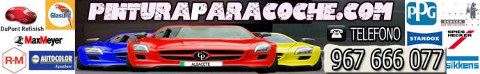 Tienda venta online pintura para coches